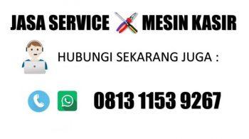 service cash register